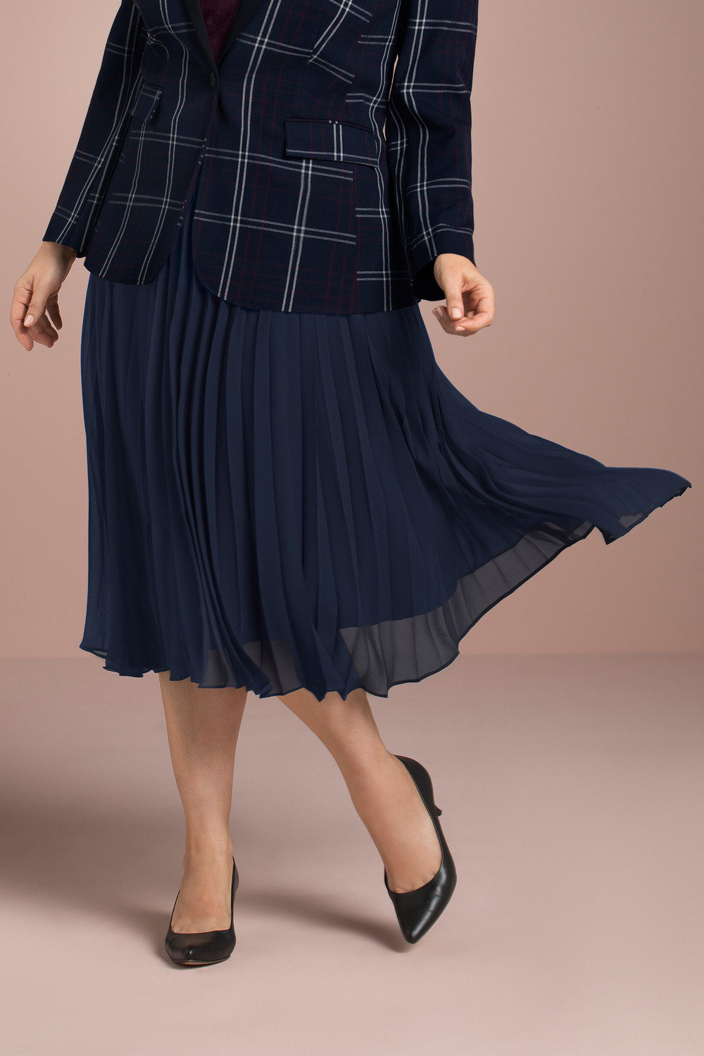 771db934bbe Plus Size - Sara Pleated Skirt