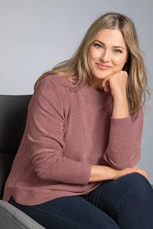 Plus Size - Sara Chenille Sweater