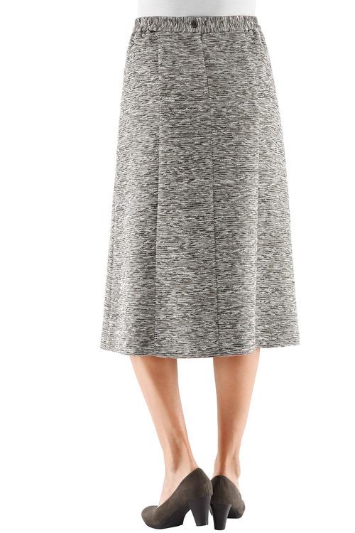 Capture European A-line Skirt