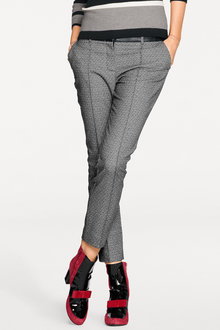 Heine PU Detail 7/8 Trouser