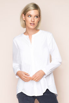 Emerge Back Neck Detail Shirt