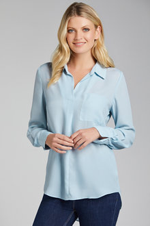 Emerge Popover Shirt - 195467