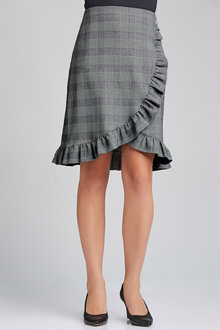 Emerge Ruffle Skirt