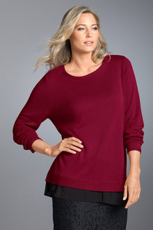 Plus Size - 2 For Sweater