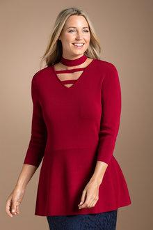 Choker Sweater - 195485