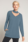 Emerge High Neck Merino