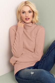 Emerge Roll Neck Sweater