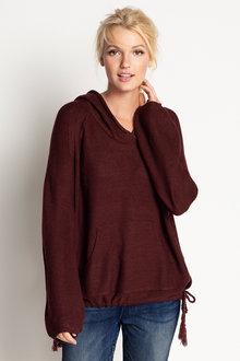 Emerge Hooded Knit