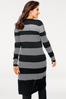 Heine Long Striped Cardigan