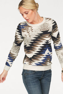 Urban Printed Sweatshirt