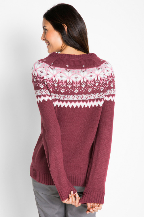 Urban Pattern Jumper
