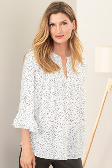 Grace Hill Pintuck Shirt