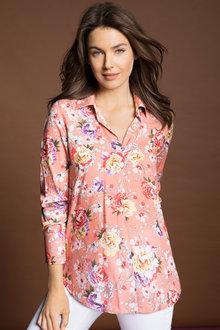 Capture Floral Print Shirt