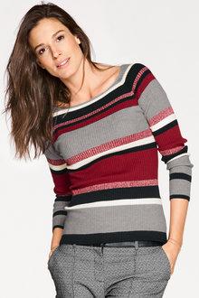 Heine Stripe Sweater