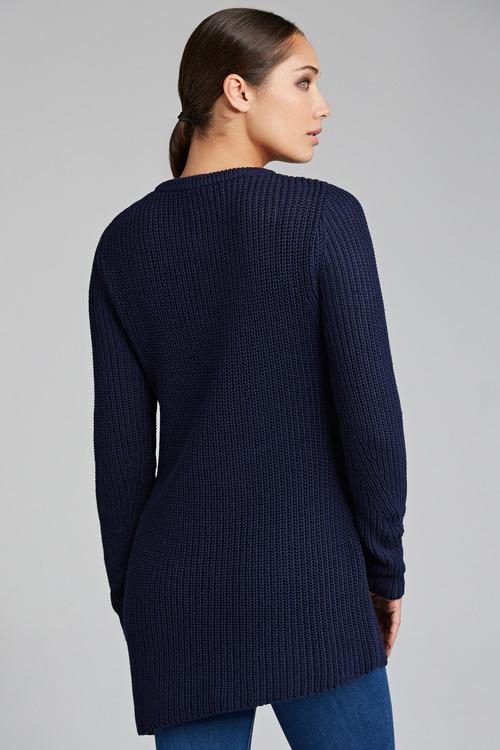 Emerge Asymmetric Sweater