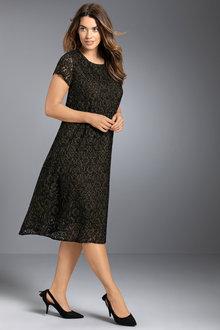 Plus Size - Sara Lace Dress