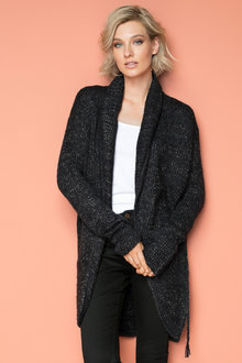 Emerge Wrap Cardigan