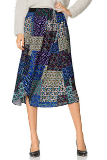 Capture Printed Skirt