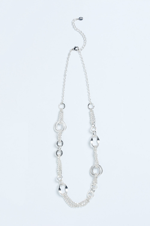 Together Multi Chain Necklace