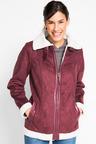 Urban Faux Shearling Jacket