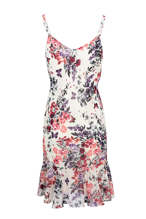 Kaleidoscope Slip Dress