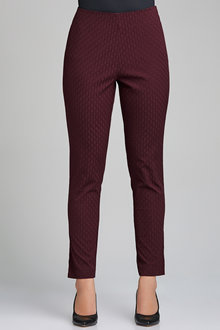 Grace Hill Signature Jacquard Pant