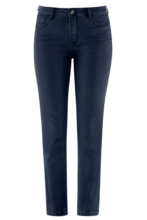 Euro Edit Side Trim Denim Pant