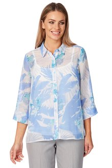 Noni B Bekky Printed Shirt