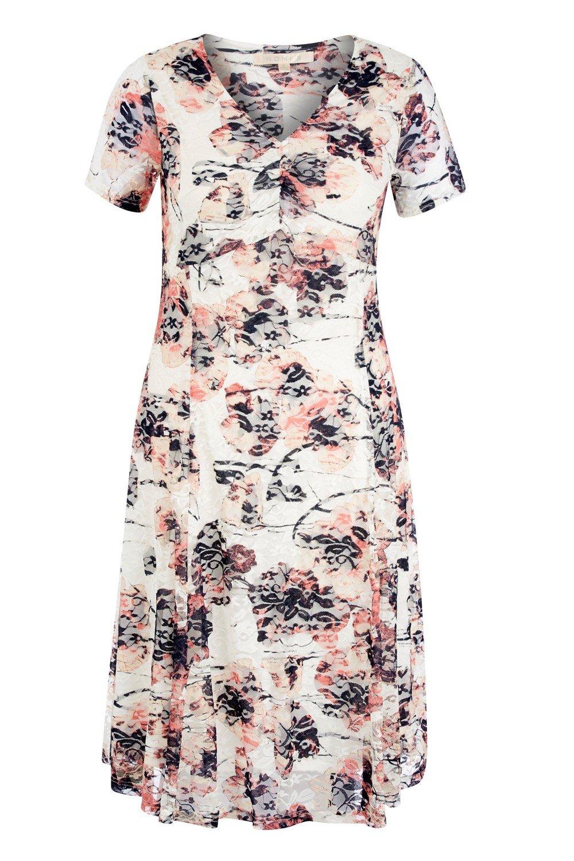 Noni B Jackie Printed Dress