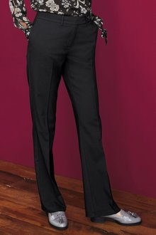 Next Boot Cut Trousers - Petite - 196038