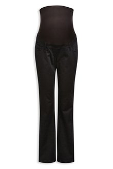 Next Maternity Over The Bump Boot Cut Jeans