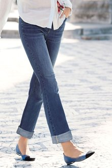 Next Relaxed Skinny Jeans - Tall