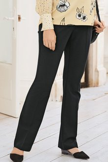 Next Maternity Over The Bump Boot Cut Trousers - 196113