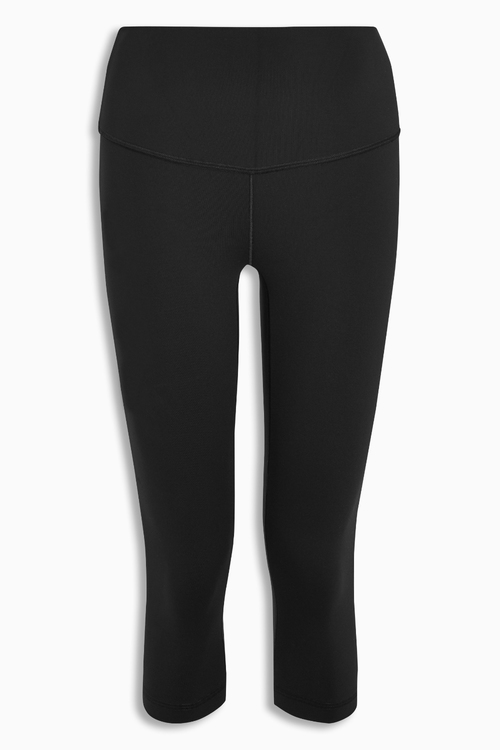 Next Cropped High Waisted Sports Leggings