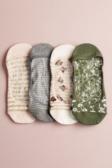 Next Cosy Footsies Five Pack