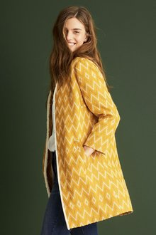 Next Jacquard Edge To Edge Jacket - Petite