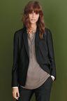Next Signature Textured Suit Jacket