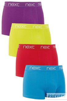 Next Colour Hipsters Four Pack