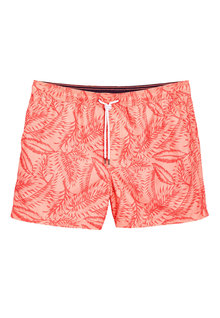 Next Palm Print Swim Shorts