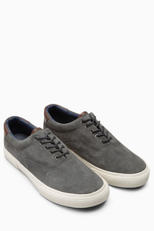 Next Suede Lace-Up