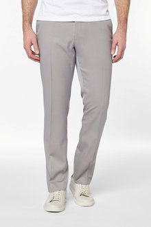 Next Slim Fit Plain Front Trousers