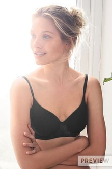 Next Black The Natural Silhouette Full Cup Bra