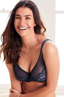 Next Lace Non Padded Bra - 197184