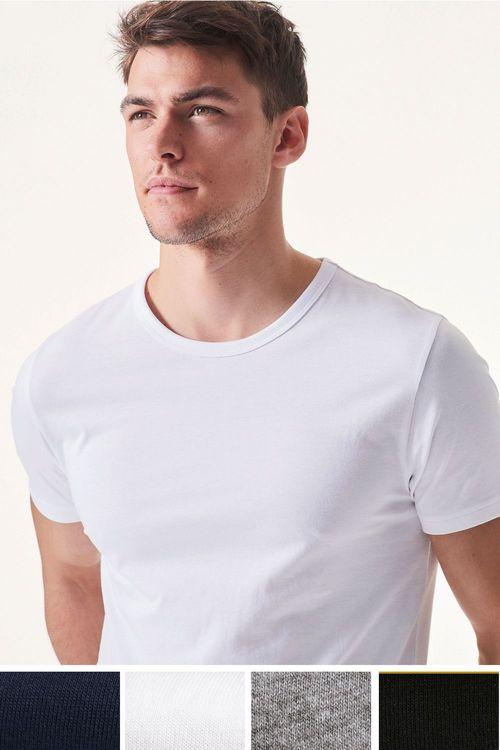 Next Mixed T-Shirts Five Pack