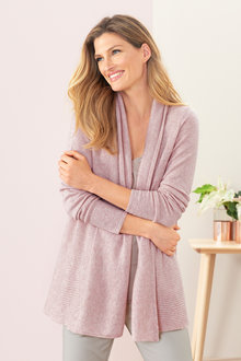 Grace Hill Longline Cardigan