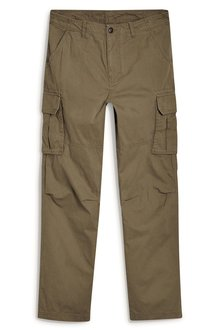 Next Laundered Cargo Trousers