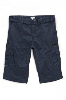 Next Belted Longer Cargo Shorts - 197675