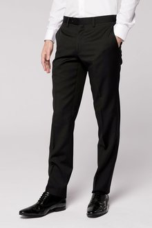 Next Signature Italian Wool Suit: Trousers - Skinny Fit