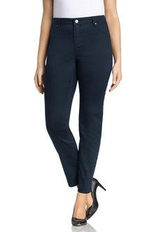 Plus Size - Sara Skinny Pant - 197763