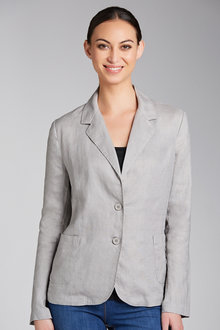 Capture Linen Soft Blazer